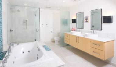 Sun Bay Builders bathroom renovation