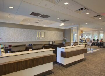 J Con commercial remodel project