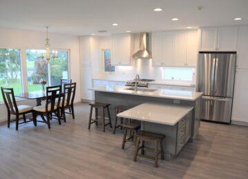 Snell Isle custom kitchen
