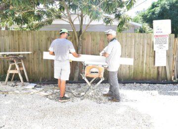 Sun Bay Builders team at work
