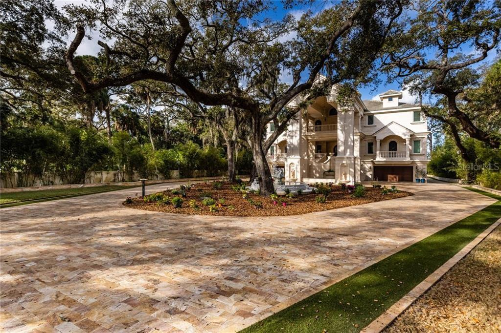 Most expensive home St. Pete Park St.