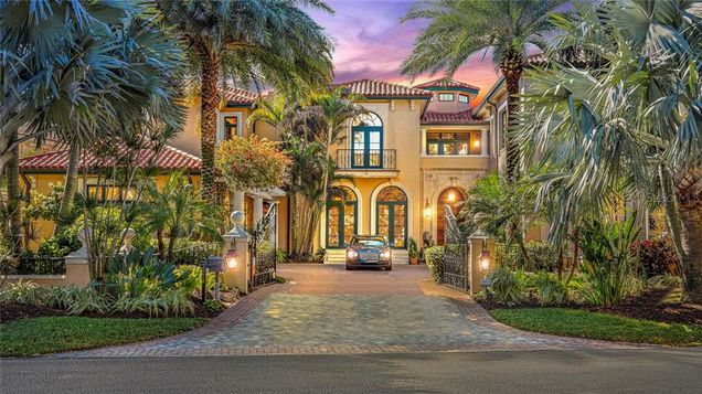 Most expensive home for sale St. Pete